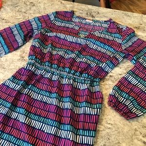 All for color dress never worn
